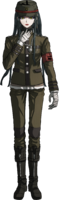 Danganronpa V3 Korekiyo Shinguji Fullbody Sprite (4)