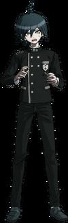 Danganronpa V3 Shuichi Saihara Fullbody Sprite (No Hat) (4)