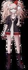 Mukuro Ikusaba (Junko) Fullbody Sprite (PSP) (6)