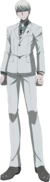 Danganronpa 3 - Fullbody Profile - Kyosuke Munakata (Future)