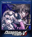 Danganronpa V3 Steam Trading Card (8)