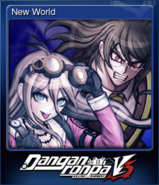 Danganronpa V3 Steam Trading Card (8)