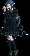 Danganronpa V3 Tsumugi Shirogane Fullbody Sprite (9)