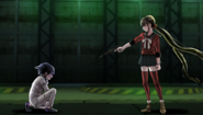 Harukawa about to kill Ouma