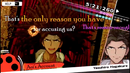 Class Trial DR1 CH4 Hating Sakura