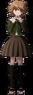 Danganronpa 1 Chihiro Fujisaki Fullbody Sprite (PSP) (14)
