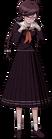 Danganronpa 1 Toko Fukawa Full Body Sprite (PSP) (15)