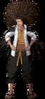 Danganronpa 1 Yasuhiro Hagakure Fullbody Sprite (PSP) (14)