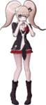 Junko Enoshima Fullbody Sprite (5)
