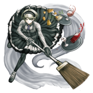 Kirumi Tojo Illustration
