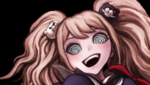 Danganronpa 1 CG - Junko Enoshima excited for her execution (4)