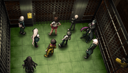 Danganronpa 2 CG - Class Trial Elevator (Chapter 3)