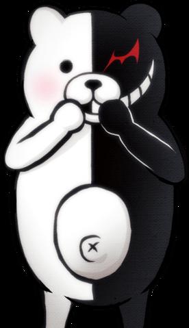 File:Danganronpa 2 Monokuma Halfbody Sprite 04.png