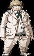 Danganronpa 2 Ultimate Imposter Beta Sprite (PSP)
