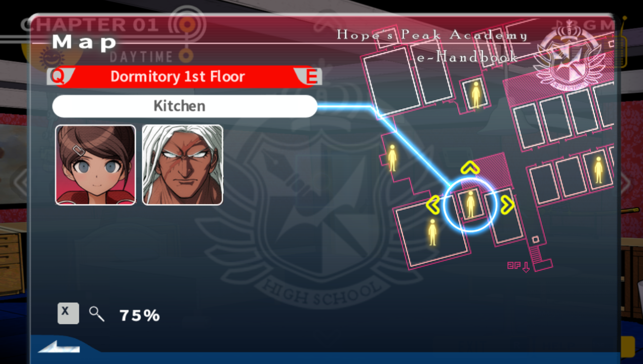 Free Time Events/Aoi Asahina | Danganronpa Wiki | FANDOM