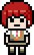 Danganronpa 2 Island Mode Mahiru Koizumi Pixel Icon (1)