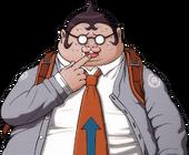Danganronpa V3 Bonus Mode Hifumi Yamada Sprite (15)