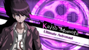 Danganronpa V3 Kaito Momota Introduction (Demo Version)