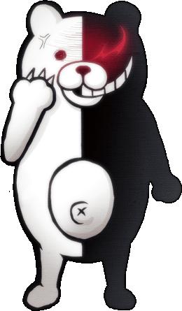 File:Danganronpa 2 Monokuma Fullbody Sprite 03.png