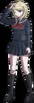 Danganronpa V3 Kaede Akamatsu Fullbody Sprite (High School Uniform) (9)