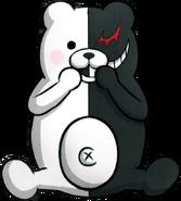 Danganronpa V3 Monokuma Sprite (Sitting) (3)