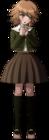 Danganronpa 1 Chihiro Fujisaki Fullbody Sprite (PSP) (3)
