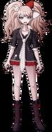 Mukuro Ikusaba (Junko) Fullbody Sprite (3)