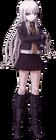 Danganronpa 1 Kyoko Kirigiri Fullbody Sprite (PSP) (13)