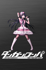 Danganronpa 1 Wallpaper - iPhone - Sayaka Maizono