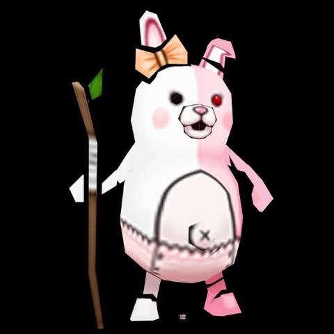 File:Danganronpa 2 Magical Monomi Minigame Monomi Model.png
