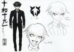 Danganronpa Another Episode Beta Design Takuchi Towa (1)