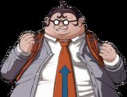 Danganronpa V3 Bonus Mode Hifumi Yamada Sprite (12)