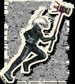 Danganronpa V3 K1-B0 Death Road of Despair Sprite (Hammer) 07