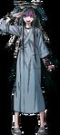 Ibuki Mioda Fullbody Sprite (Hospital Gown) (2)