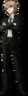 Danganronpa 1 Byakuya Togami Fullbody Sprite (PSP) (7)