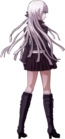 Danganronpa 1 Kyoko Kirigiri Fullbody Sprite (PSP) (18)
