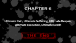 Danganronpa 1 CG - Chapter Card End (Chapter 6)