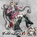 Danganronpa V3 - PlayStation Store Icon (Miu Iruma) (2)