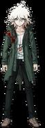 Nagito Komaeda Fullbody Sprite (1)