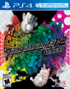 Danganronpa 1.2 Reload Cover (NA)