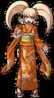 Danganronpa 2 Hiyoko Saionji Fullbody Sprite (PSP) (24)