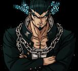 Danganronpa 2 Nekomaru Nidai Halfbody Sprite (PSP) (4)