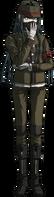 Danganronpa V3 Korekiyo Shinguji Fullbody Sprite (16)