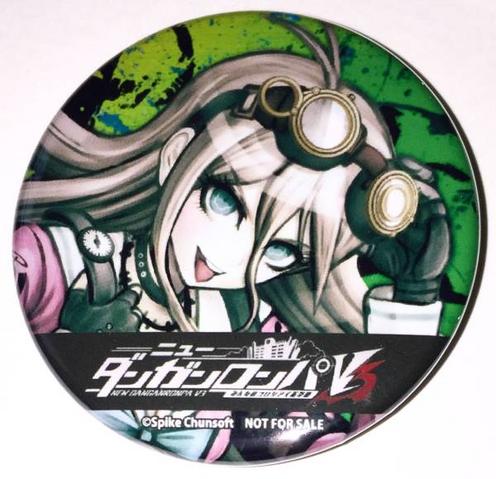 File:Danganronpa V3 Preorder Bonus Can Badge from GameShop (3).png