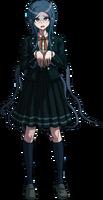 Danganronpa V3 Tsumugi Shirogane Fullbody Sprite (14)