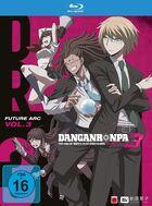 Filmconfect Danganronpa 3 DVD Future Arc Volume 3 (Blu-Ray)