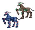 Danganronpa 2 Character Design Profile Horse Monobeast