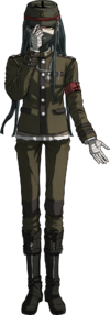 Danganronpa V3 Korekiyo Shinguji Fullbody Sprite (3)