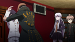 Danganronpa the Animation (Episode 04) - Fight in the Library (075)
