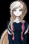 Sonia Nevermind Halfbody Sprite (PSP) (Swimsuit) (1)